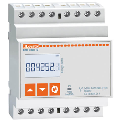 Three Phase Meter